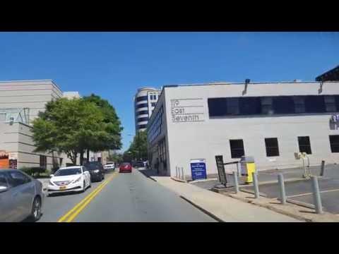 Charlotte North Carolina Downtown USA 11 June 2016