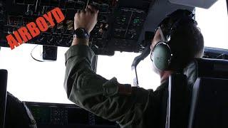 193rd Special Operations Wing C-130 Flight