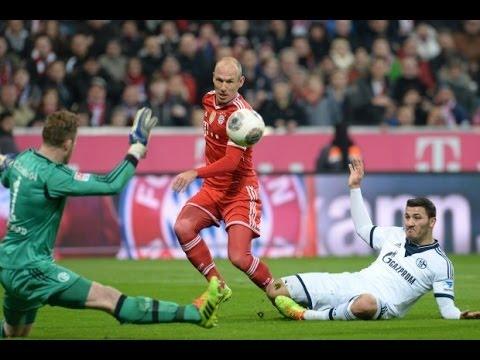 FC Bayern München 5 : 1 FC Schalke 04 - 1. März - Bundesliga 23.Spieltag [FIFA 14 Prognose]