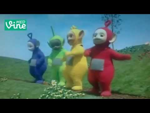 Med Comic Tape - Gym Direct Avec Teletubbies (Parodie)