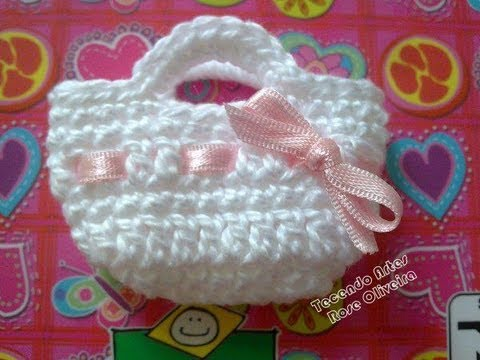 Borsettina How To Make A Little Bag Youtube