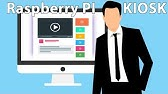 How to setup Raspberry Pi as kiosk mode *fixed - YouTube