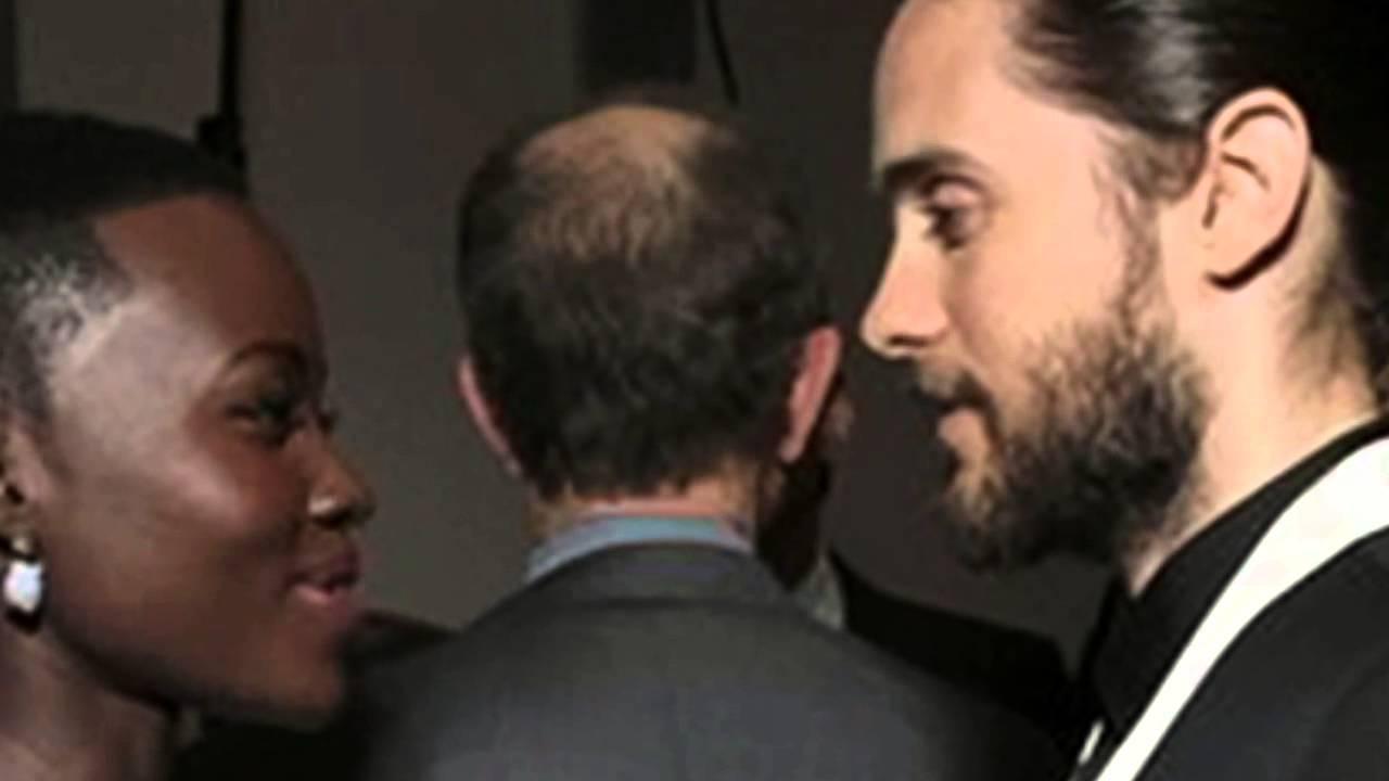 Jared Leto And Lupita