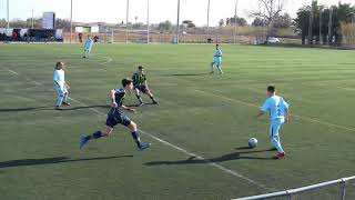 2018-01-15 EF Gava v Barcelona FC(Cadete B-div.preferente) video U15