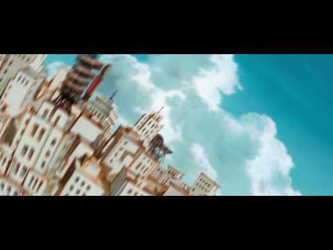 Opening - Tekkonkinkreet Movie