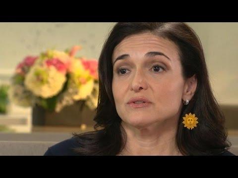 Sheryl Sandberg on developing resilience