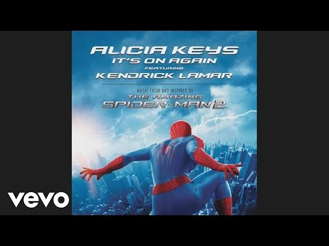 Alicia Keys - It's On Again (Audio) ft. Kendrick Lamar