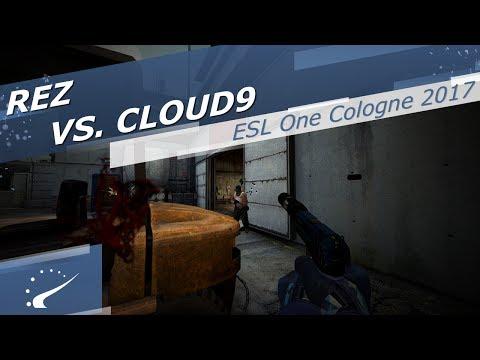 REZ vs. Cloud9 - ESL One Cologne 2017