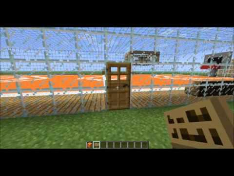 Campo da basket minecraft youtube for Campo da basket regolamentare