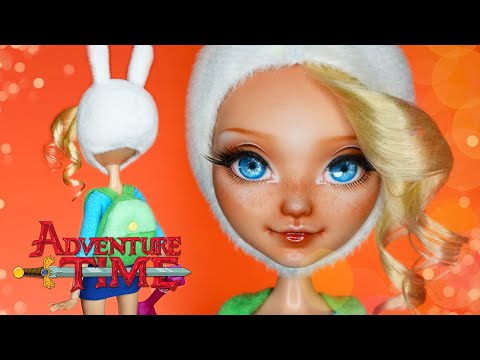 FIONA (Adventure Time) | Custom EAH Doll Repaint | Mozekyto #10