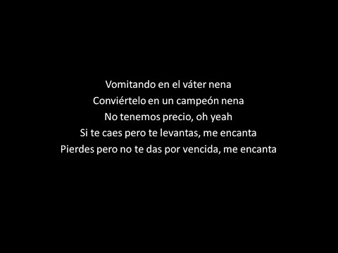 PSY - 'I luv it' (Letra español)