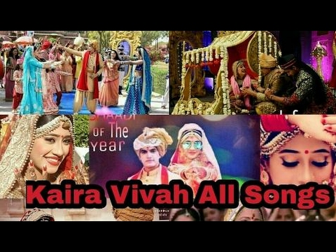 KairaKartikNaira  Vivah 2017 All Songs Back To Back With All Events Highlights @ YRKKH Songs HD