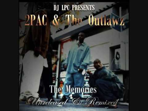 2pac ft Outlawz - U Can Be Touched