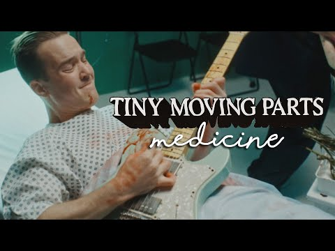 Tiny Moving Parts - Medicine (Official Music Video)