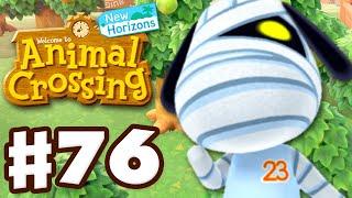 Meeting Lucky! - Anİmal Crossing: Nęw Horİzons - Gamęplay Pąrt 76