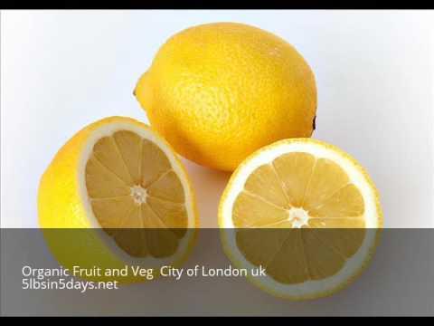 Organic Fruit and Veg  City of London uk