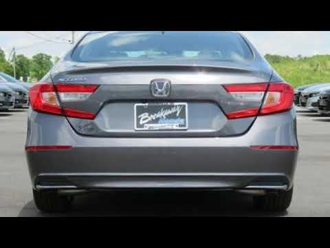 New 2019 Honda Accord Greenville SC Easley, SC #191777 - SOLD