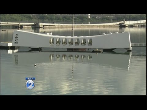 Full Pearl Harbor 75th Anniversary Commemoration