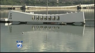 Full Pearl Harbor 75th Anniversary Commemoration