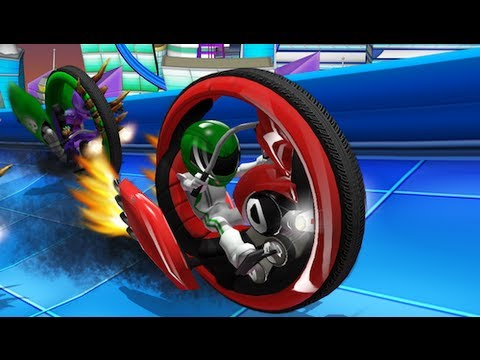 GyroBoy 3D Game Footage!