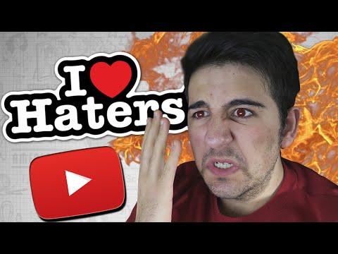 CUANDO tienes HATERS EN YOUTUBE ! | Tube Tycoon - ElChurches