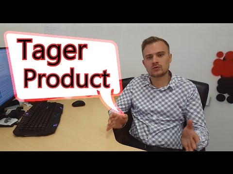 Tager Product #0 - Анонс