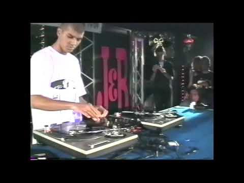 DJ SAAK at DMC France 1998