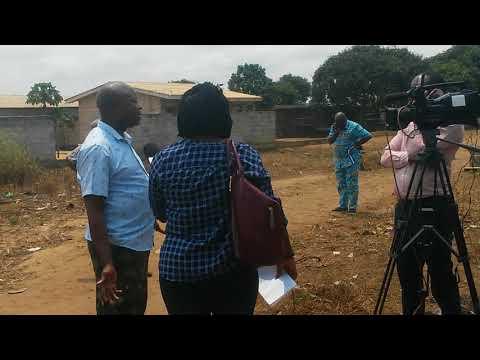 Ravin Congo point/noir MCRTV interview population hombousi