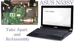 видео Батарея для ноутбука ASUS N53S Series
