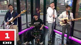 Humørekspressen - Godter på vej (LIVE) | Aftenshowet | DR1