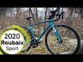 105 Dream Bike? The NEW 2020 Specialized Roubaix Sport Feature Review and Actual Weight