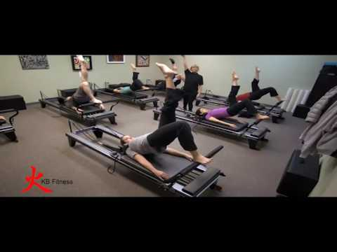 pilates Palo Alto KB Fitness Small Group Classes