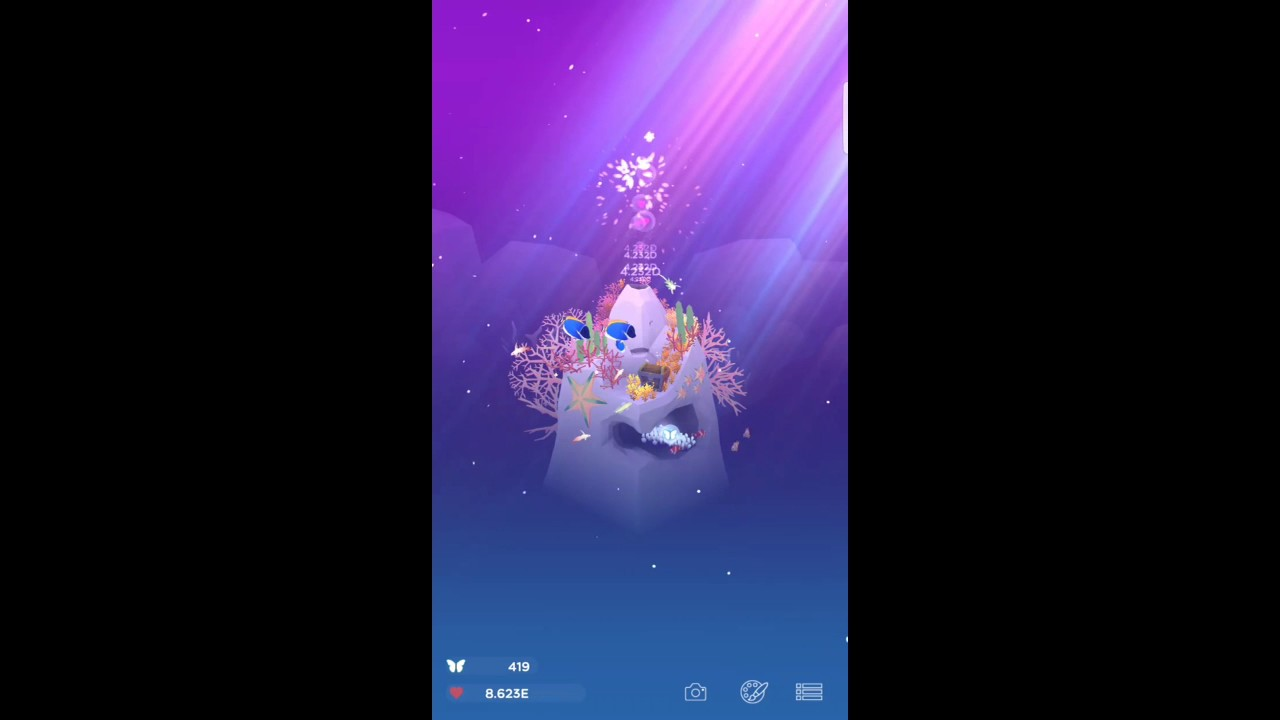 Tap tap fish abyssrium how to find hidden fish youtube for Tap tap fish all hidden fish