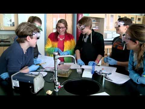 Heather Wirkus' Science Lesson