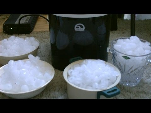hook up ice maker to water line