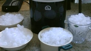diy solar ice maker solar powered off grid ice maker easy to set up use hft panels