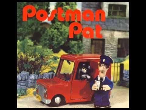 Ken Barrie 'Postman