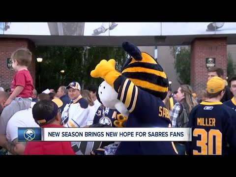 New season brings new hope for Sabres fans