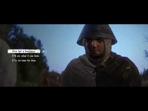 Kingdom Come: Deliverance. Robber Baron quest (hunt down Wolfin of Kamberg).