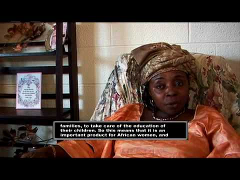 One woman's fight to end poverty in West Africa