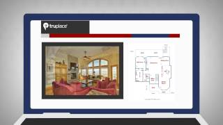 Truplace Interactive Floor Plan Tours For Vacation Rentals