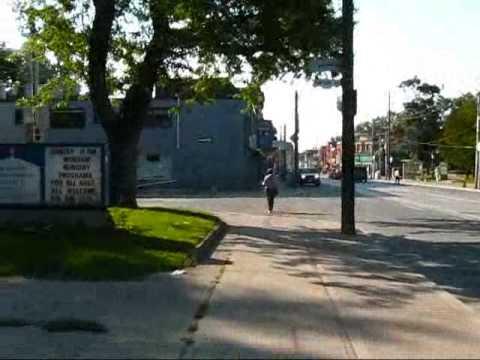 Toronto Travel: A Walk through Riverdale