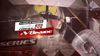 World Series - Formula V8 3.5 Race 1- Silverstone 2017