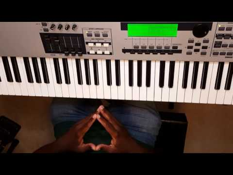 You Deserve It by J.J. Hairston Piano Tutorial Part I