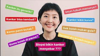 Agustina Doren: Waspadai Kanker Pankreas Karena Sulit Terdeteksi.