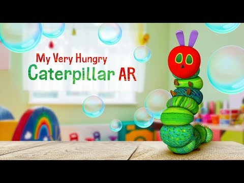 My Very Hungry Caterpillar AR (Augmented Reality)