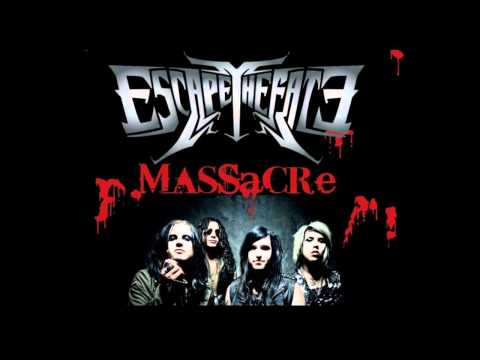 Escape The Fate - Massacre