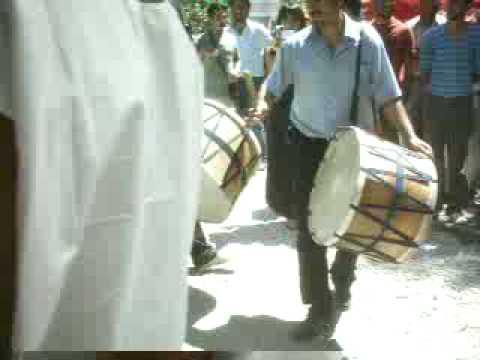 dersim hozat tunceli festivali başlangiç