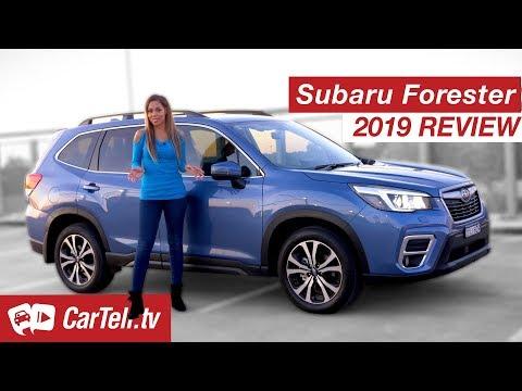 2019 Subaru Forester Review | Australia