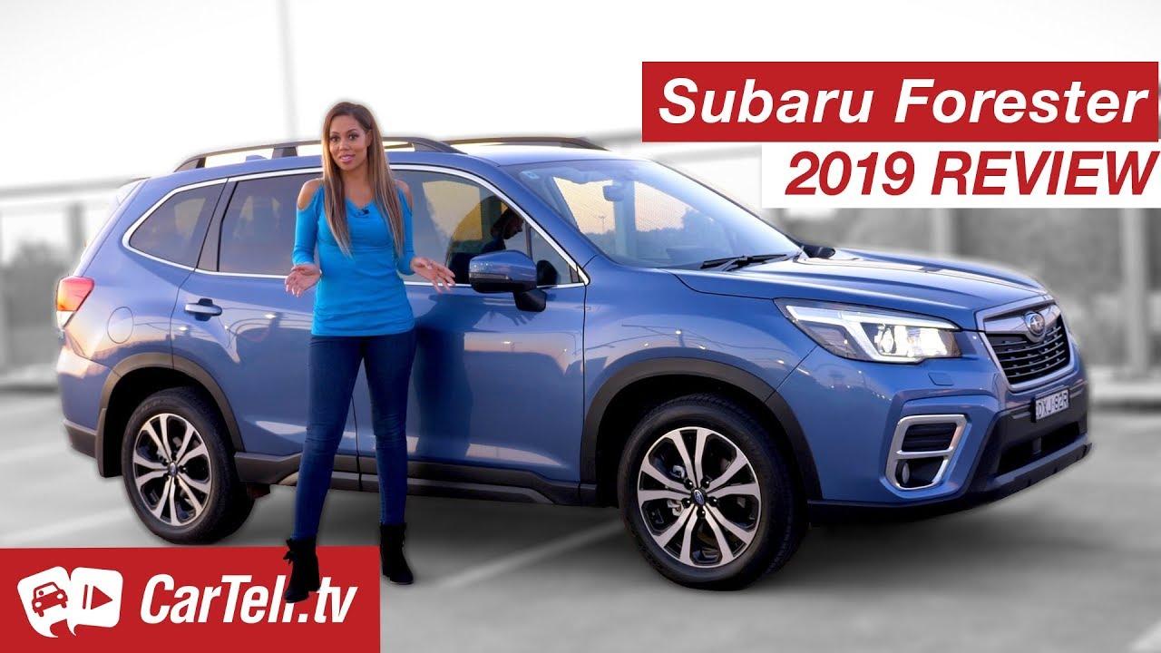2019 Subaru Forester Review Australia Youtube